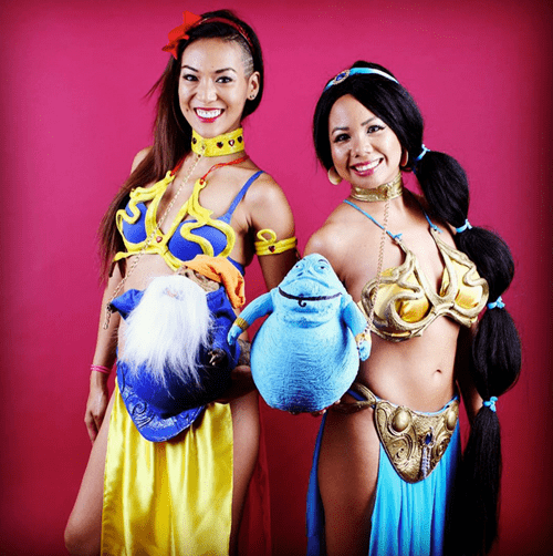 slave leia,disney,cosplay,star wars