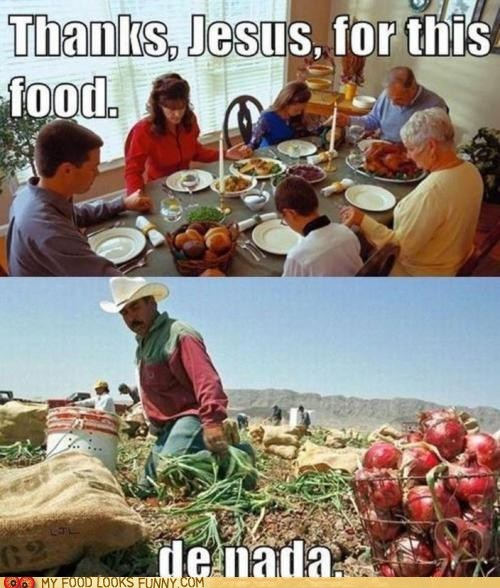 Jesus is so Generous