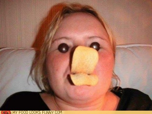 Nightmare Duckface