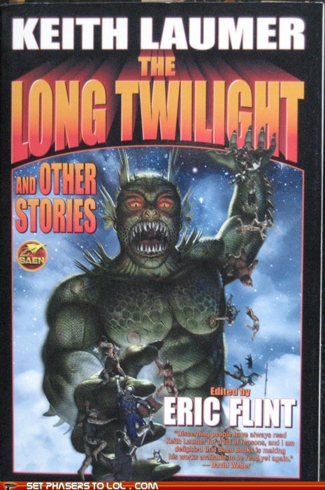 WTF Sci-Fi Book Covers: The Long Twilight