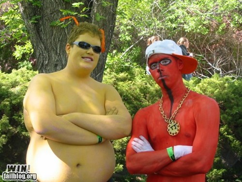 Cosplay WIN: Toejam and Earl