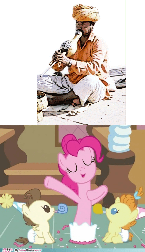 The Key to Charming Pinkie