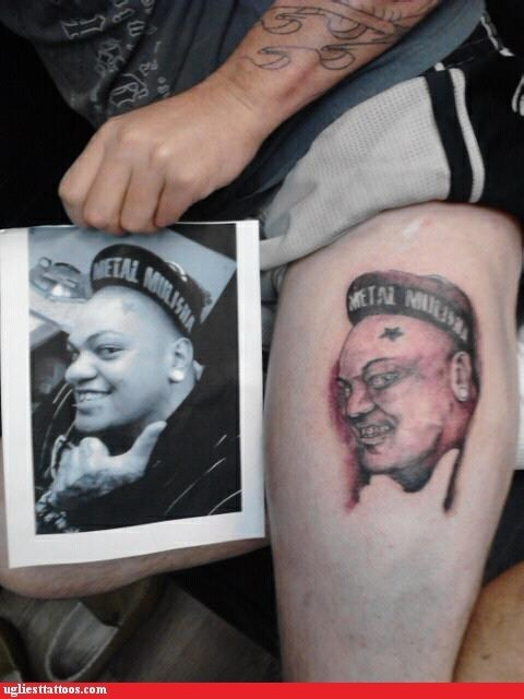 brand loyalty,poor execution,portraits,tattoos with tattoos,words