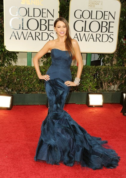 Golden Globes Fashion of the Day