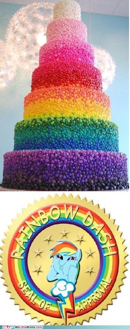 Rainbow Dash Approves