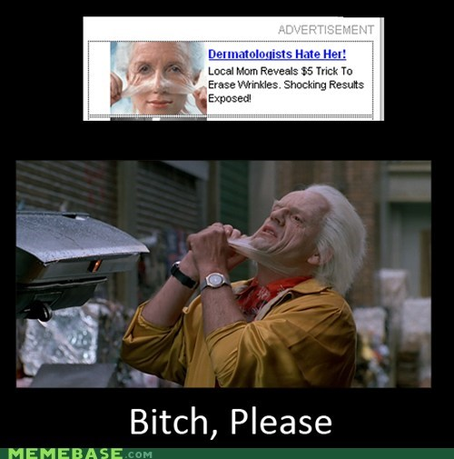 Dermatologists Hate Dr. Emmett Brown