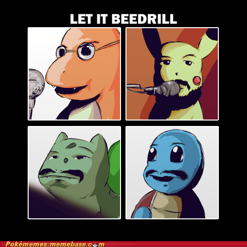 best of week,crossover,dig a pony,let it beedrill,the Beatles