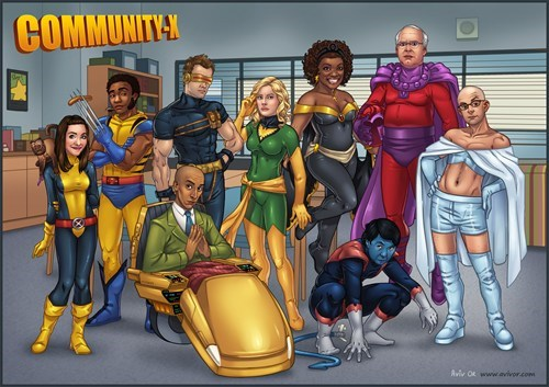 X-Men Community Mashup of the Day