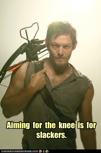 Daryl Dixon Gets it Done