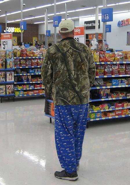 Pajama Pants Parish of the Day