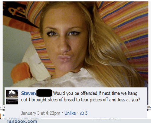 duckface,pic,witty reply,your friends are laughing at you