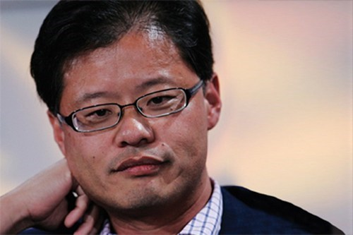 Jerry Yang Leaves Yahoo of the Day
