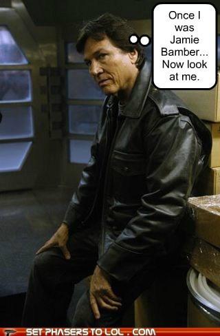 apollo,Battlestar Galactica,jamie bamber,lee adama,look at me,Richard Hatch