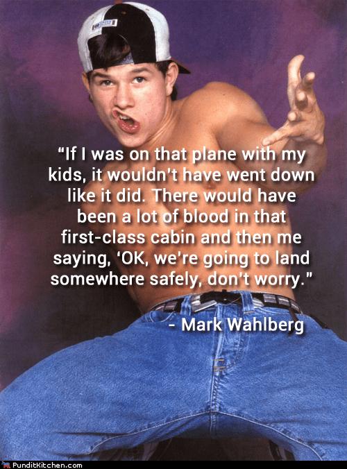 Oh Marky Mark