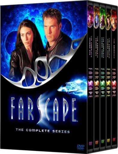 Farscape 10th Anniversary Discount of the Day