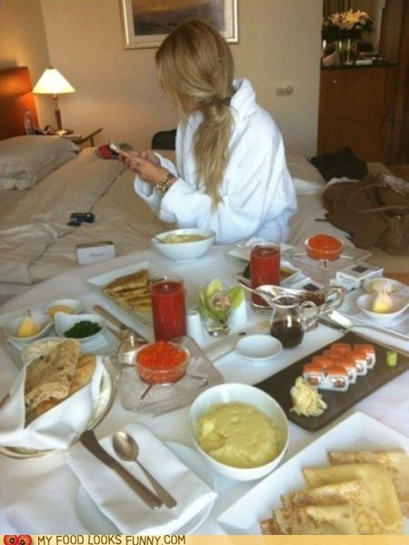 feast,gluttony,hotel,overeating,room service