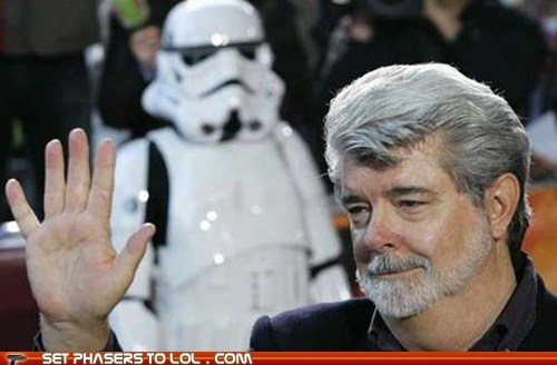 George Lucas Retiring from Big Movies