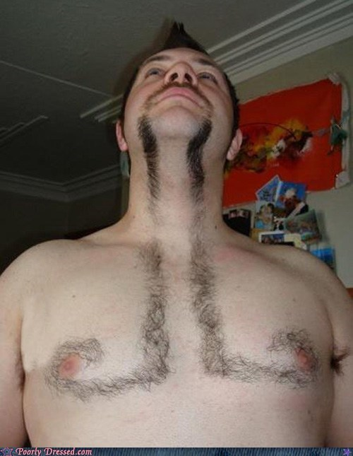 Now THAT is a mustache