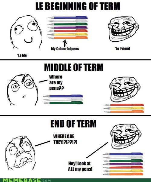 Every Term.....