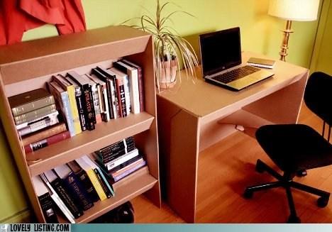 cardboard,college,flatpack,furniture