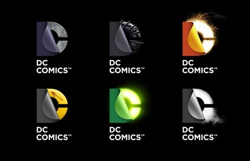 DC Comics Makes New Logo Official of the Day