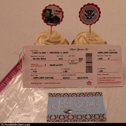 america,cupcakes,political pictures,TSA