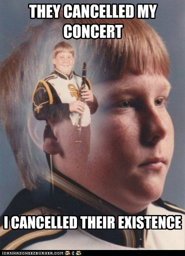 PTSD Clarinet Kid: I Recordered Their Screams