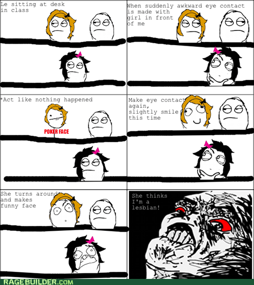 Rage Comics: I Guess It Couldn't Hurt to Try