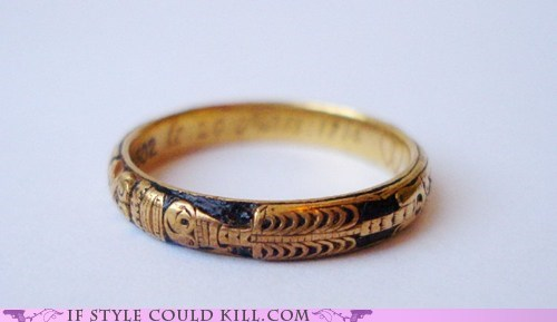 Ring of the Day: The Skeleton King