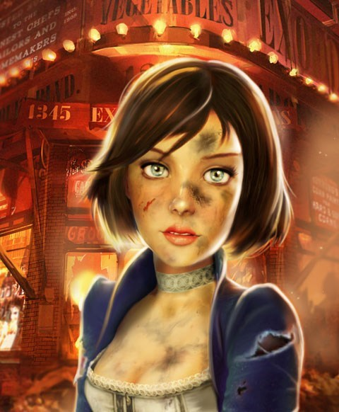 Bioshock: Infinite 1999 Mode of the Day