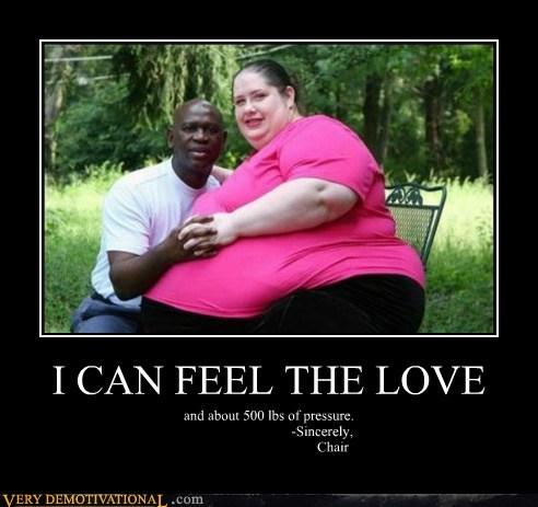 chair,fat jokes,hilarious,love