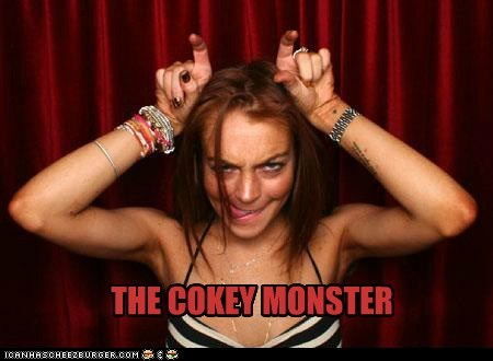 THE COKEY MONSTER