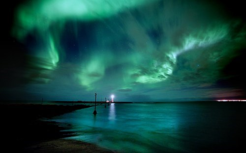 amazing,aurora borealis,getaways,Hall of Fame,Iceland,wallpaper,wallpaper of the day