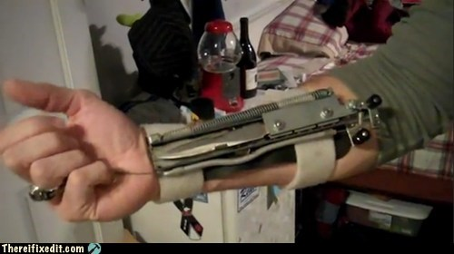 There I Fixed It: DIY Assassin's Creed Blade