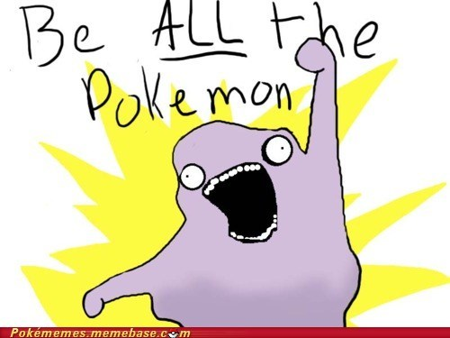 all the things,ditto,meme,Memes,transform