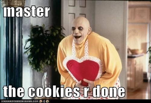 master  the cookies r done