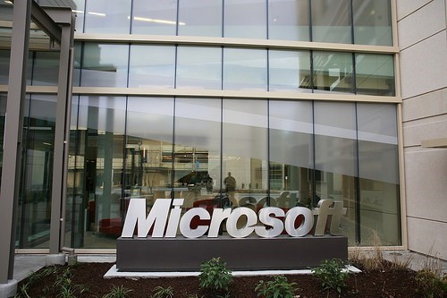 Microsoft Supports Gay Marriage Bills of the Day