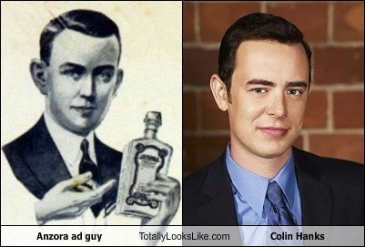 Anzora Ad Guy Totally Looks Like Colin Hanks