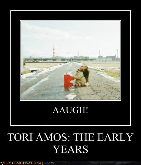 early,hilarious,kid,Tori Amos,years