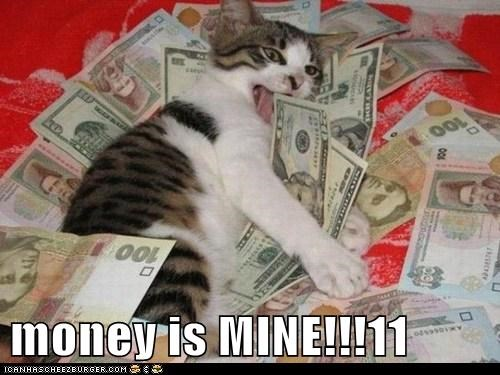 money is MINE!!!11