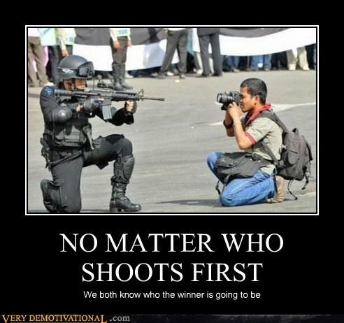 cameras,guns,hilarious,shoot