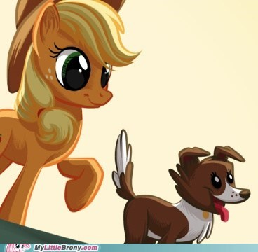 I Love Applejack