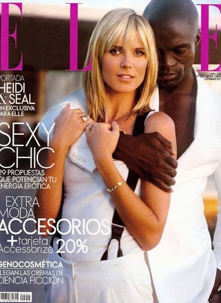 Heidi Klum and Seal to Split