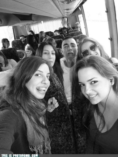 Awkward,bus,crying,girls,guy,horror,scared