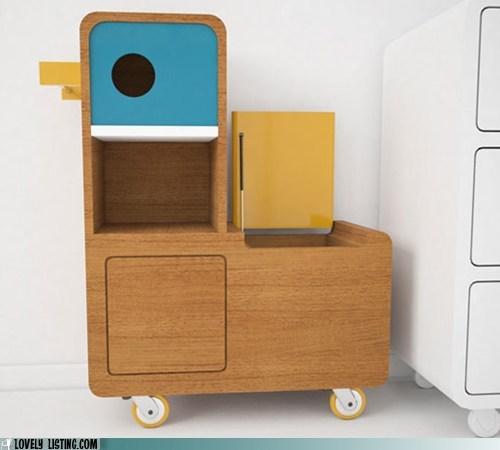 bookcase,box,cabinet,cute,duck