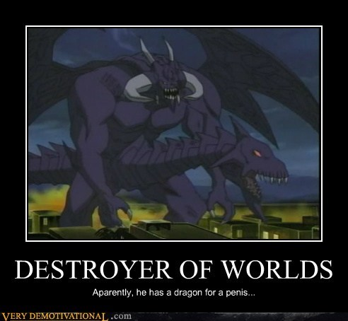 DESTROYER OF WORLDS