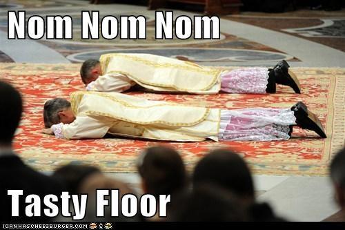Nom Nom Nom  Tasty Floor
