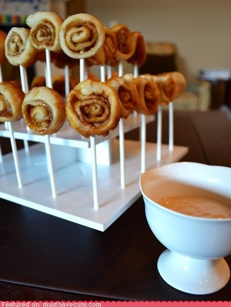 Epicute: Cinnamon Roll Pops