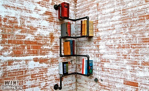 Pipe Shelf WIN