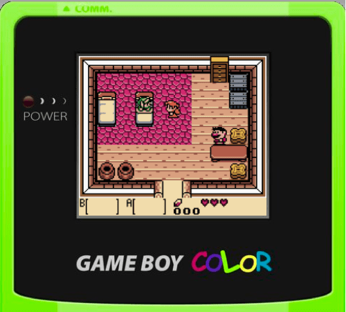 Game Boy Color Emulator of the Day